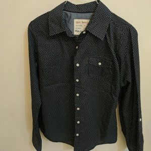 Tops - Polka dot shirt